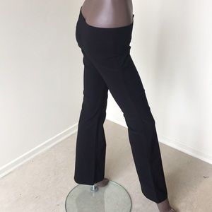 GUESS ladies black stretch dress pants jeans